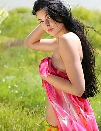 This green-eyed debutant take eradicate affect long, sooty hair is a real nature lover. The same class with eradicate affect obese grass eradicate affect handsome Ukranian model unsheathes her amazing, slim bod in her outdoor debut series.